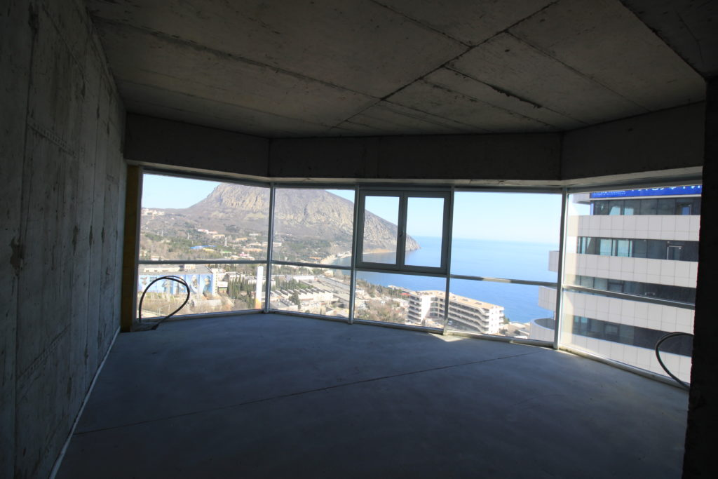 Квартира с панорамным видом в Гурзуфе 10