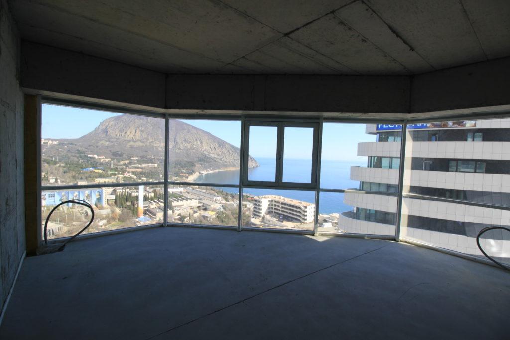 Квартира с панорамным видом в Гурзуфе 11