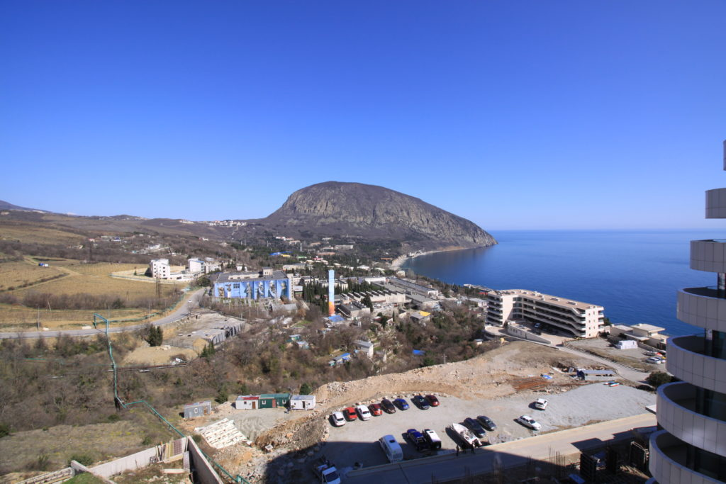 Квартира с панорамным видом в Гурзуфе 12