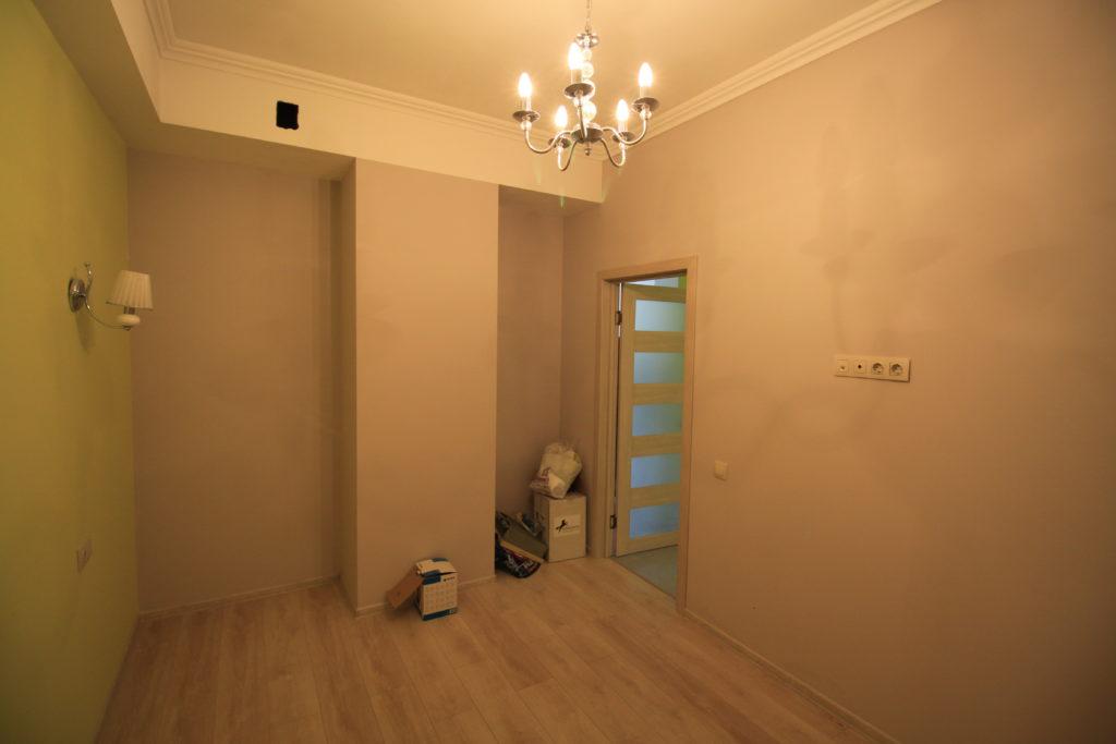Квартира с готовым ремонтом в ЖК Шато Лувр 1