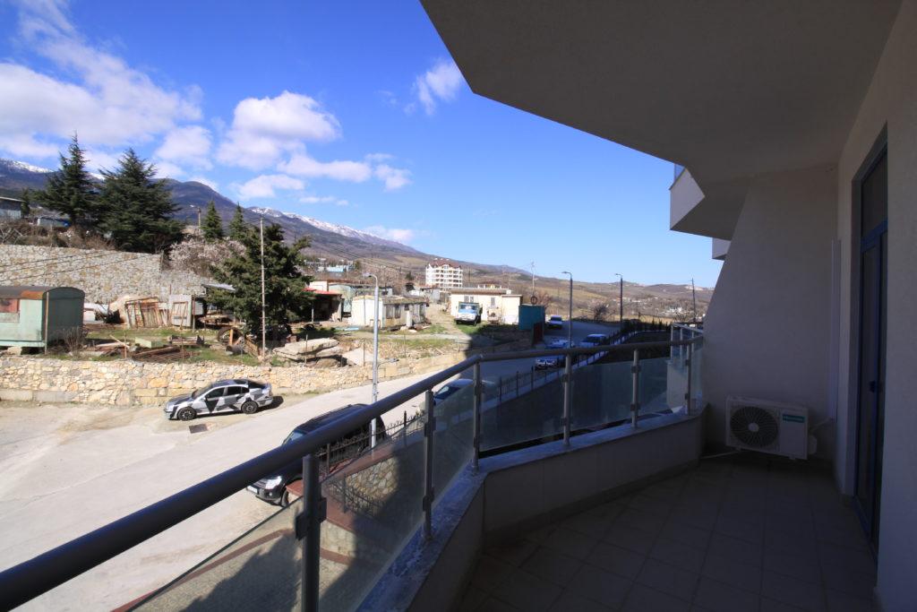 Квартира в Гурзуфе в новом доме 12