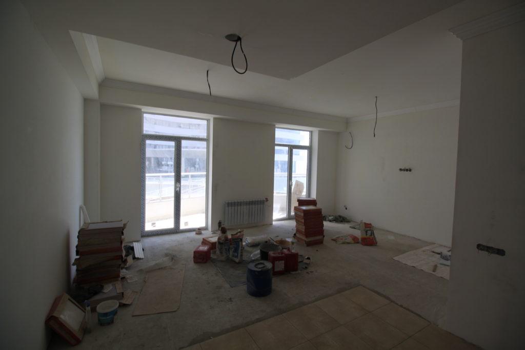 Квартира с чистовой отделкой в ЖК Шато Лувр 2