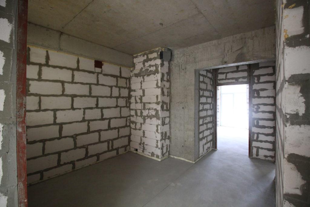 Квартира №916 в ЖК Шато Лувр 7