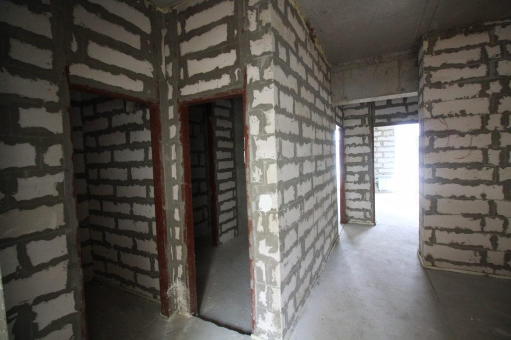 Квартира №909 в ЖК Шато Лувр 2
