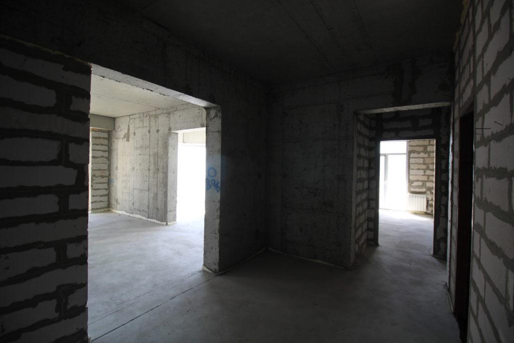 Квартира №808 в ЖК Шато Лувр 2