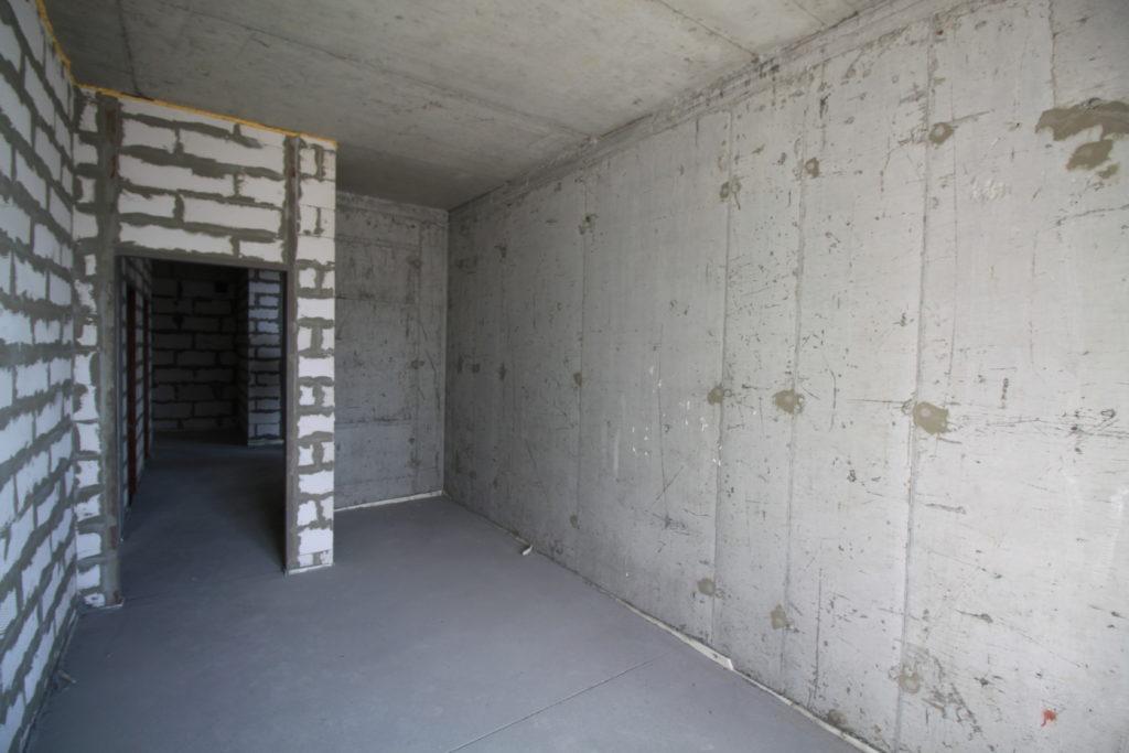 Квартира №808 в ЖК Шато Лувр 9