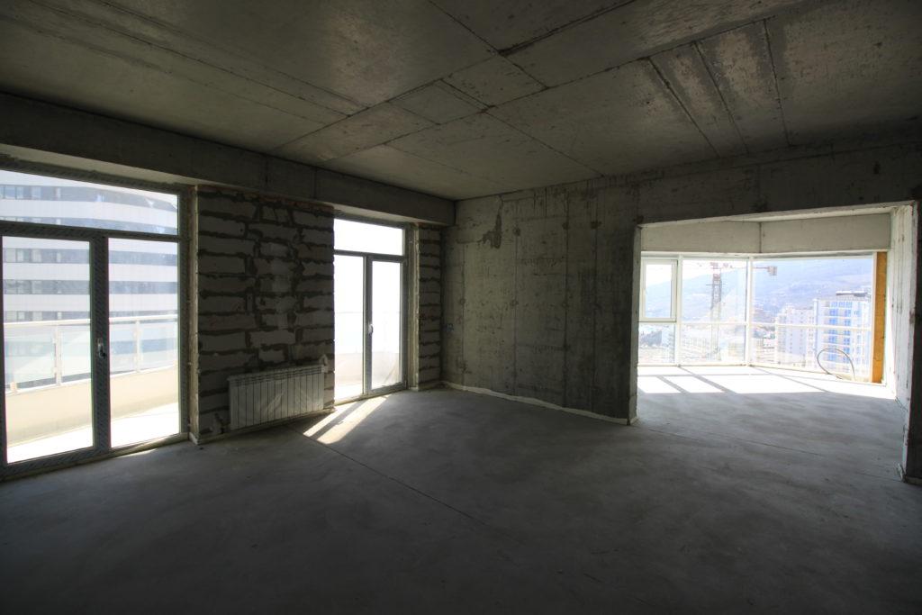 Квартира №808 в ЖК Шато Лувр 12