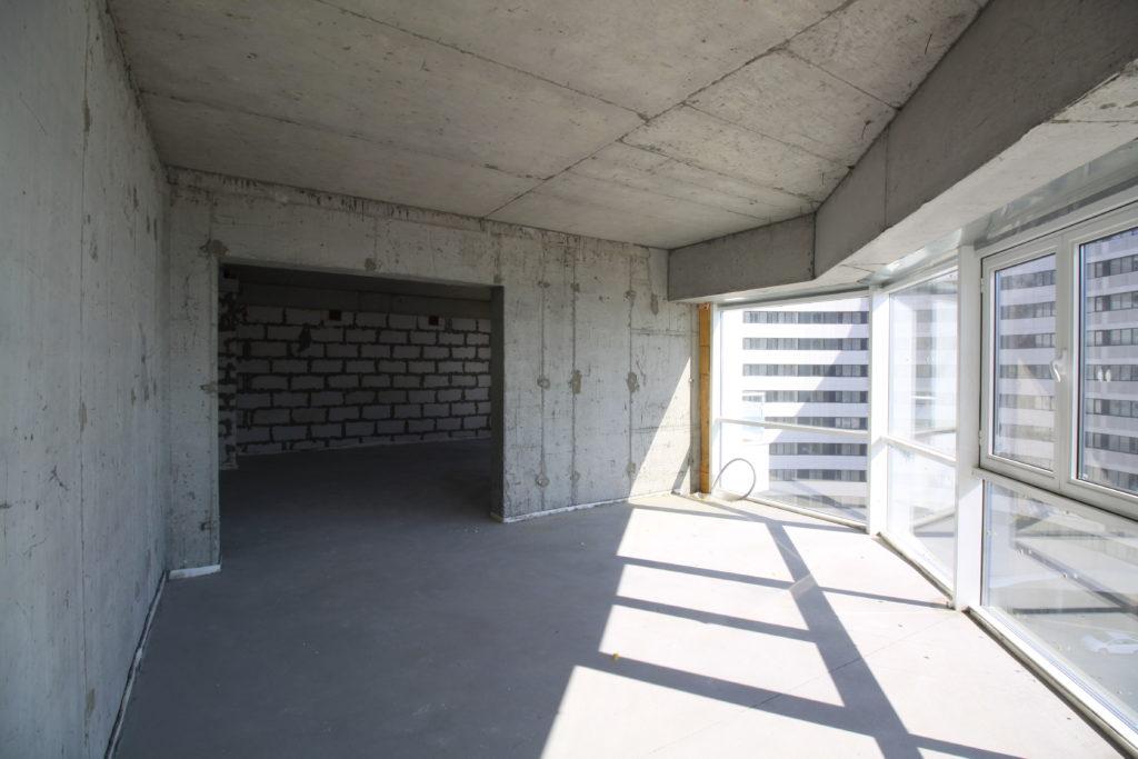 Квартира №808 в ЖК Шато Лувр 14