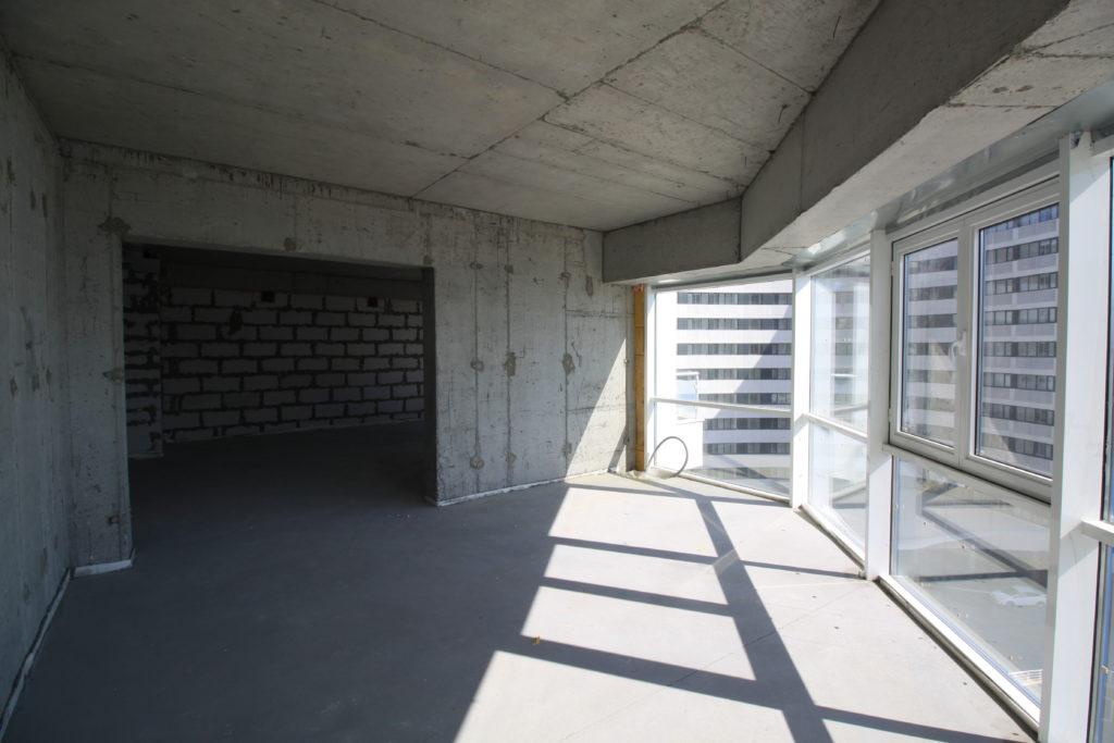 Квартира №808 в ЖК Шато Лувр 16