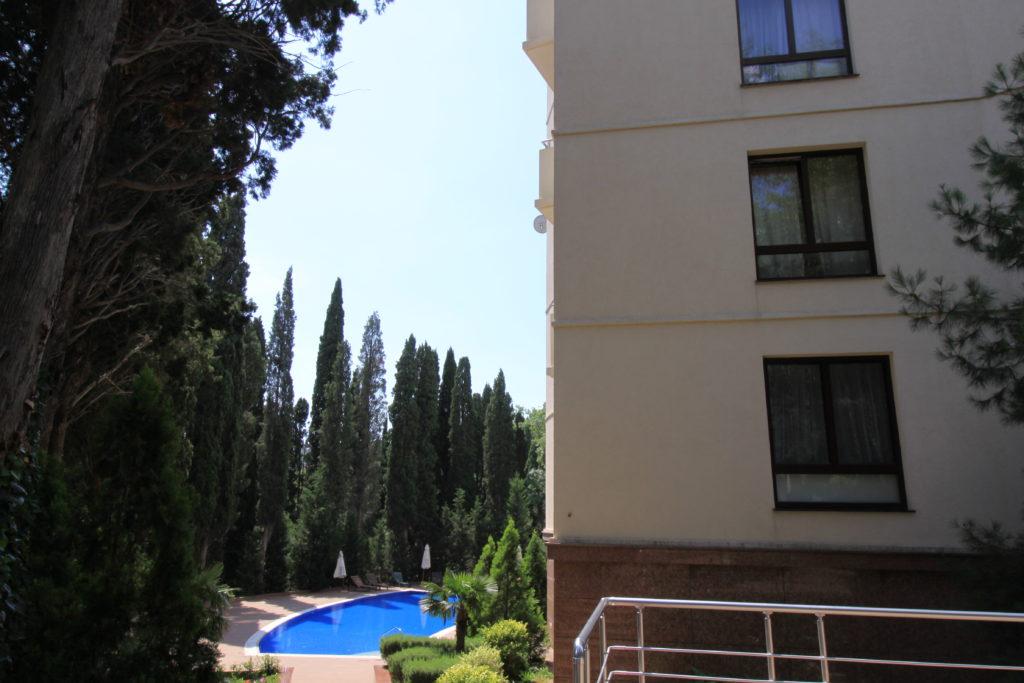 Апартаменты у моря ЖК Солярис 10