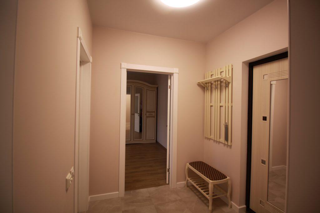 2х комнатная квартира в приморском парке 13
