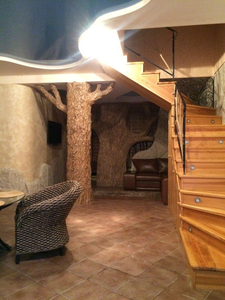 Дом в лесу, Долоссы 4