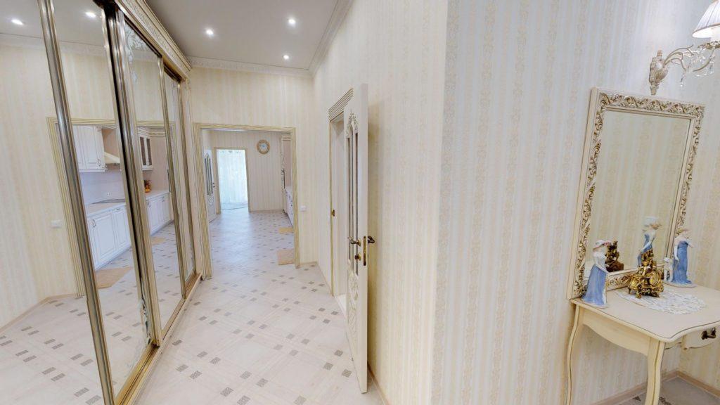 3х комнатная квартира в центре Ялты 7