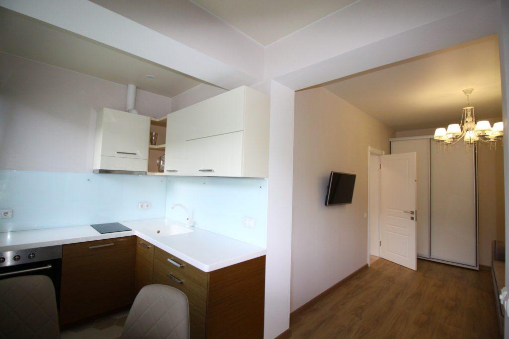 2х комнатная квартира в приморском парке 1