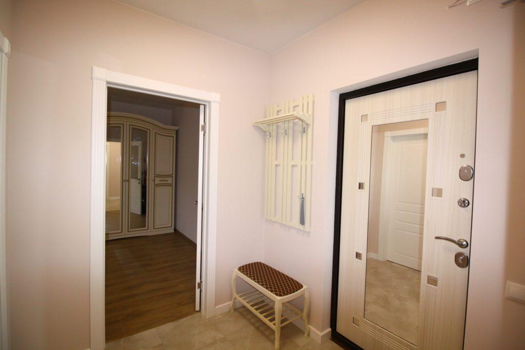 2х комнатная квартира в приморском парке 7