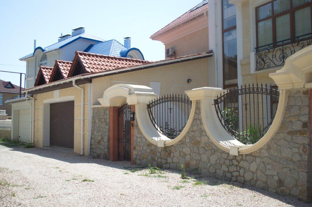 Дом в Никите 7