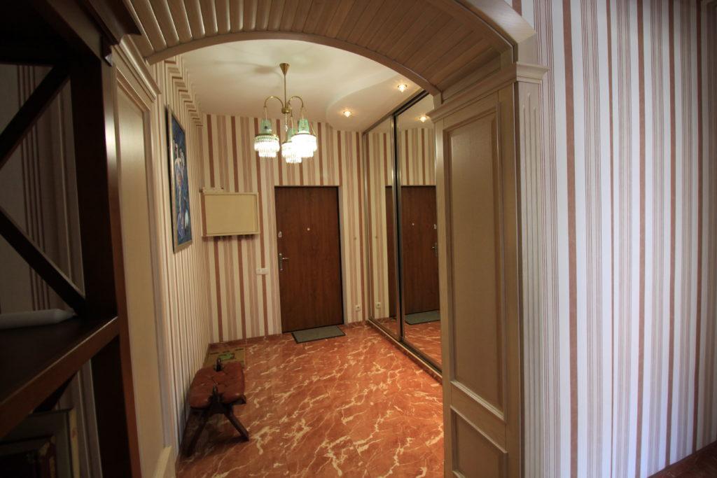 2х комнатная квартира в Ялте 8