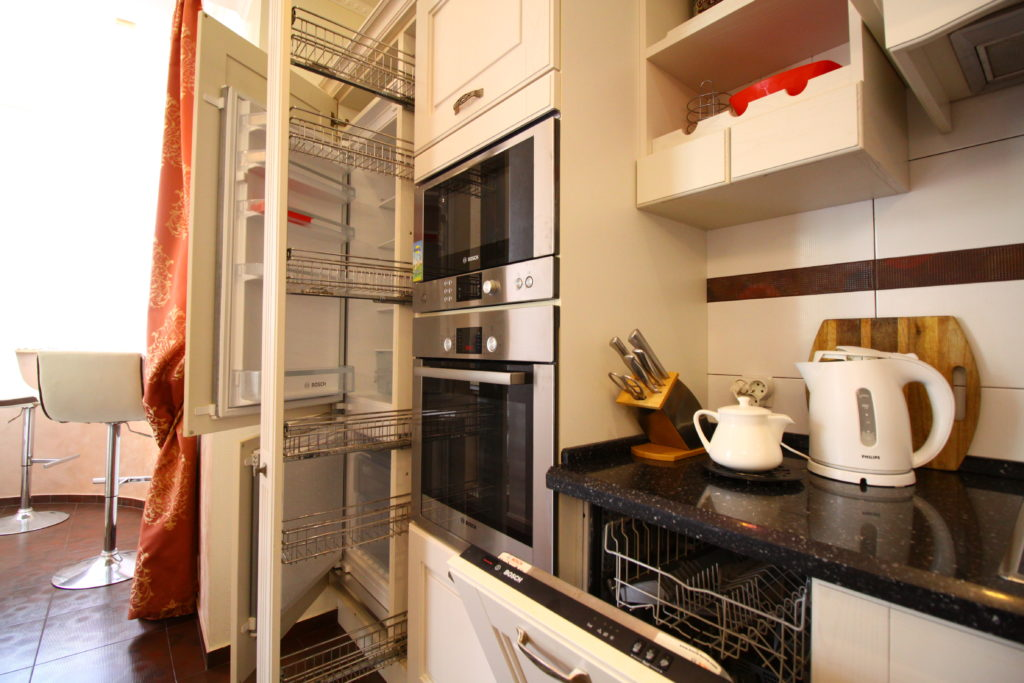 2х комнатная квартира в Ялте 5