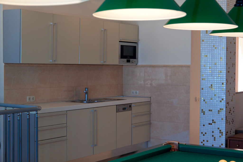 Квартира двухуровневая в Ялте 11
