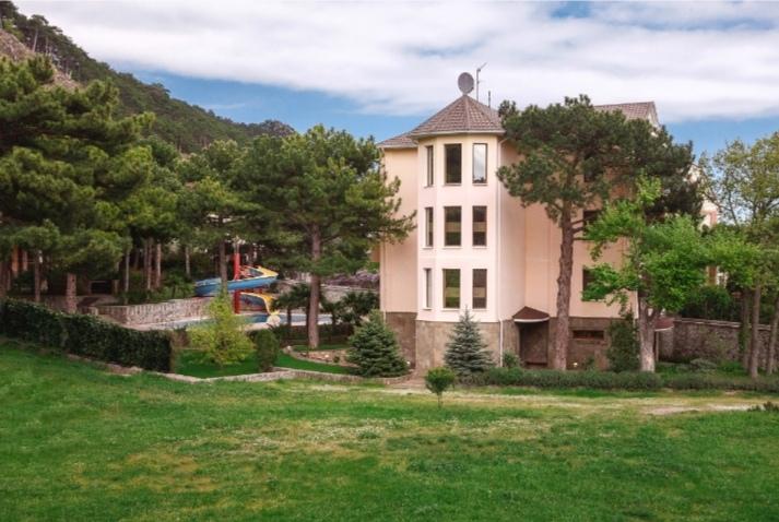 Дом в Сосняке Ялта 1