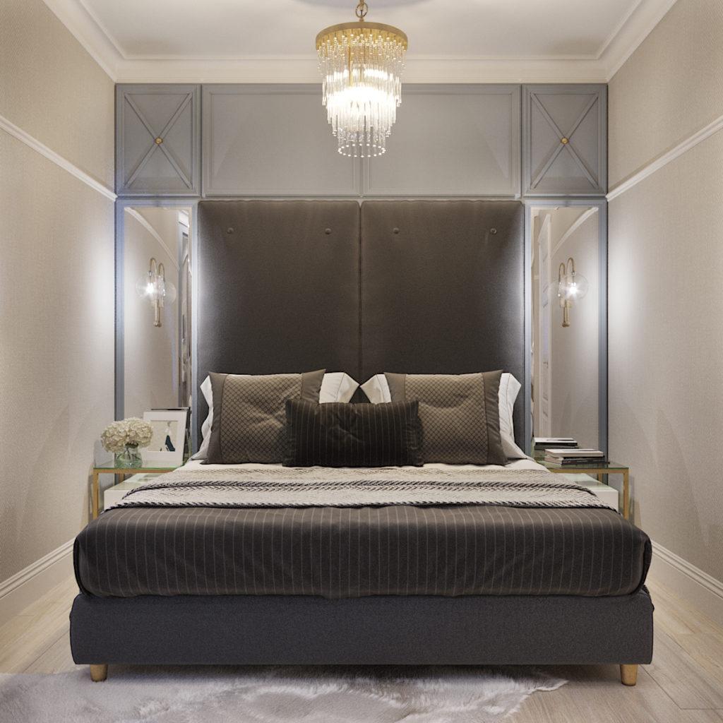 Квартира с дизайнерским ремонтом Приморский Парк 7