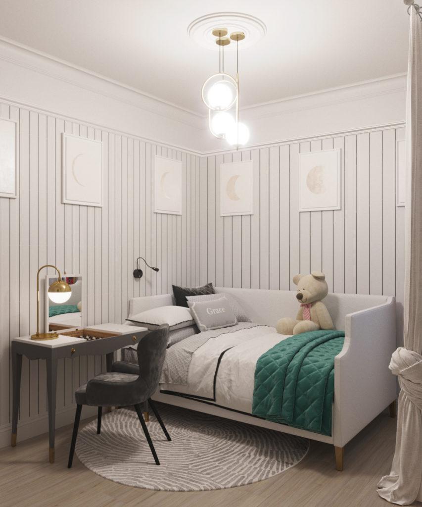 Квартира с дизайнерским ремонтом Приморский Парк 8