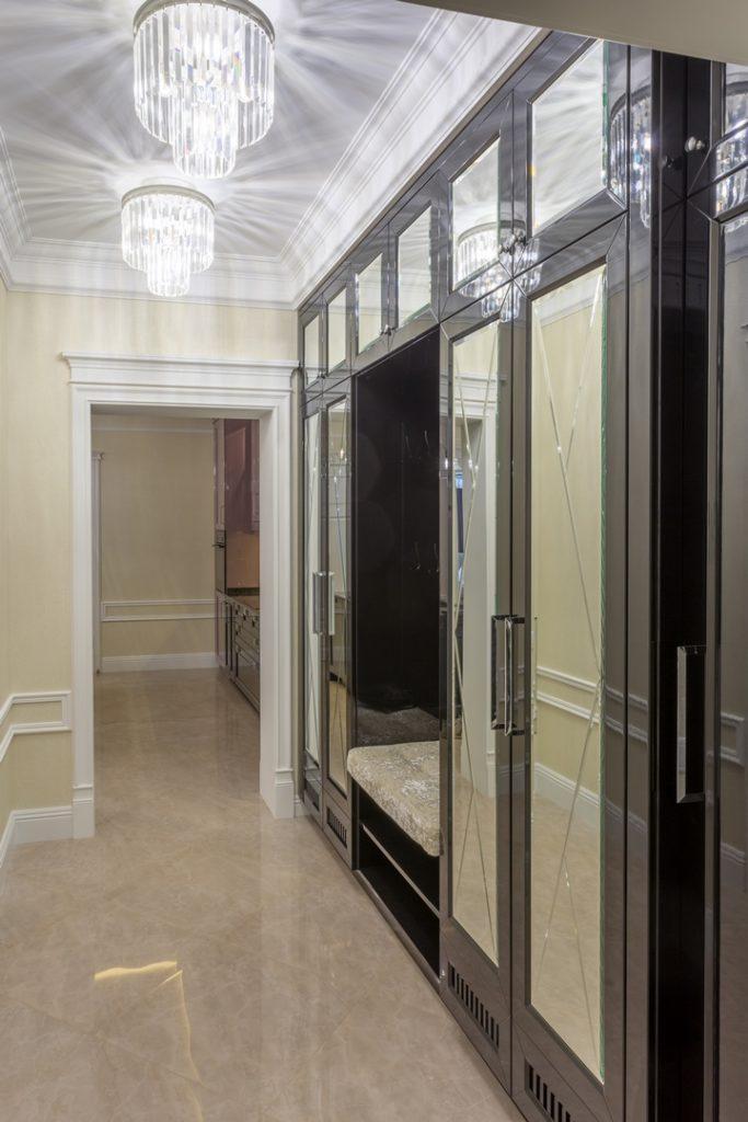 Квартира с дизайнерским ремонтом в Приморском парке 7