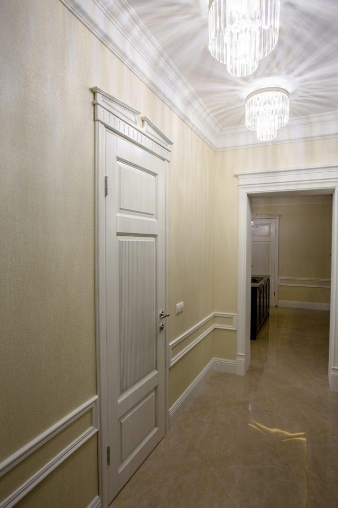 Квартира с дизайнерским ремонтом в Приморском парке 8