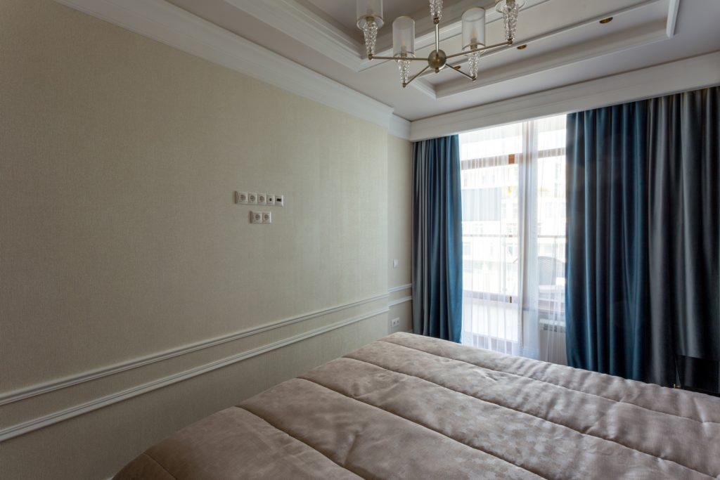 Квартира с дизайнерским ремонтом в Приморском парке 31