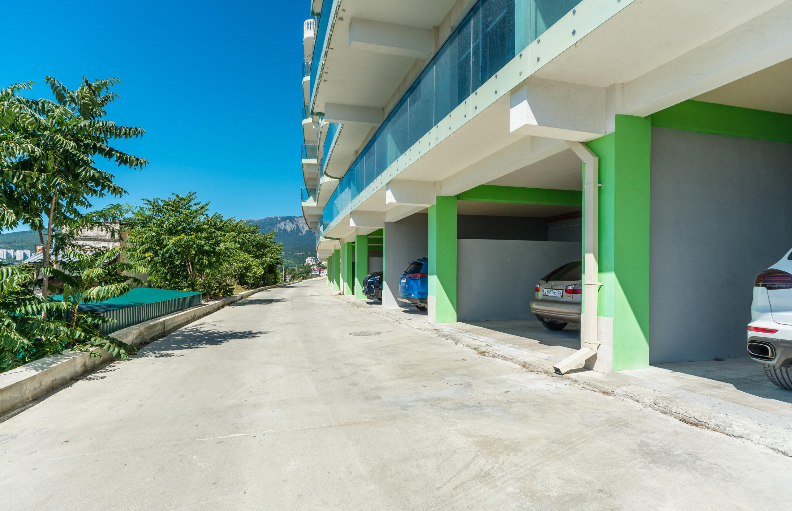 Квартира № 97 в ЖК Аквамарин 2