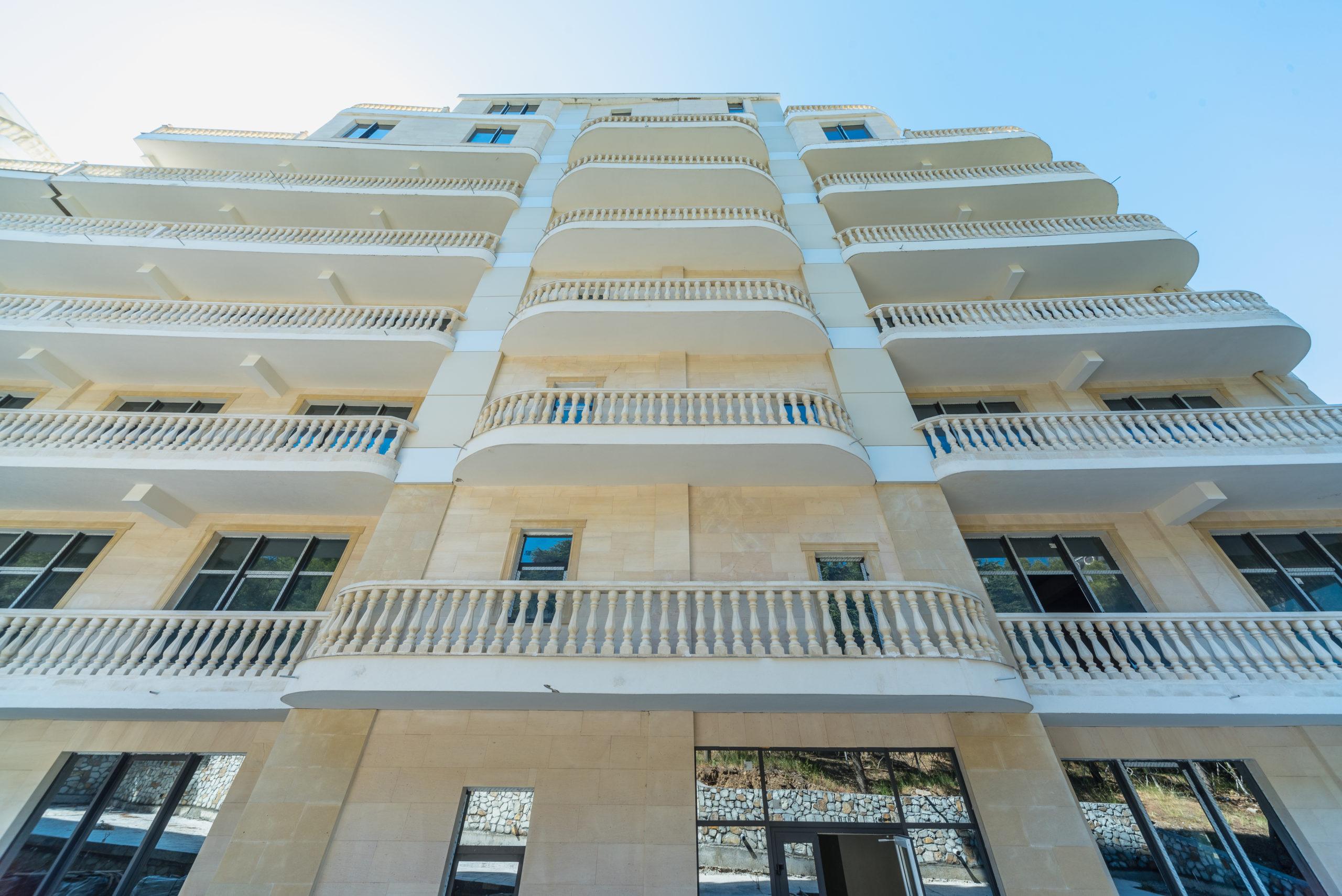 Квартира №107 в ЖК Аквамарин 2