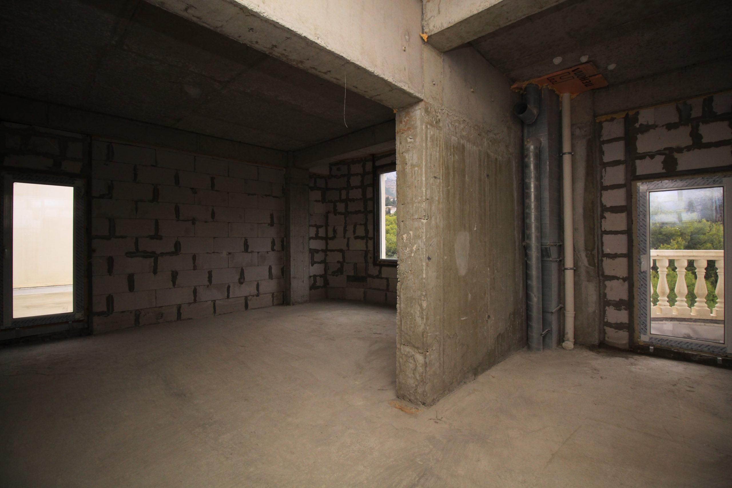 Квартира № 97 в ЖК Аквамарин 12