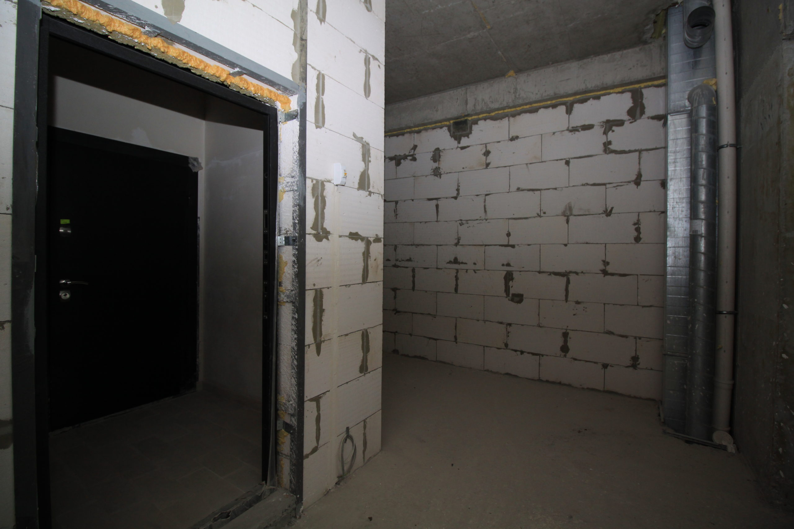 Квартира №135 в ЖК Аквамарин 4