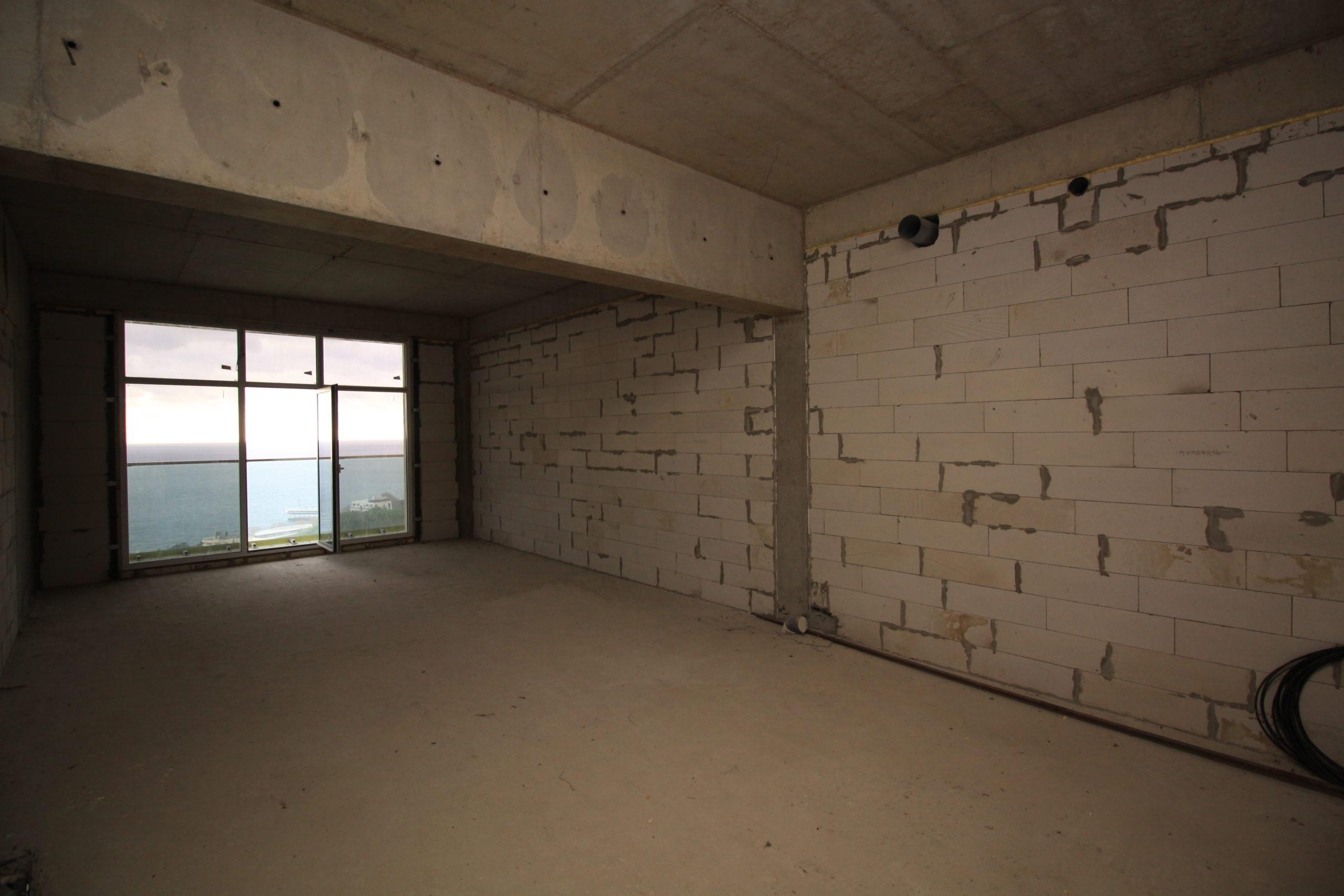 Квартира №107 в ЖК Аквамарин 7