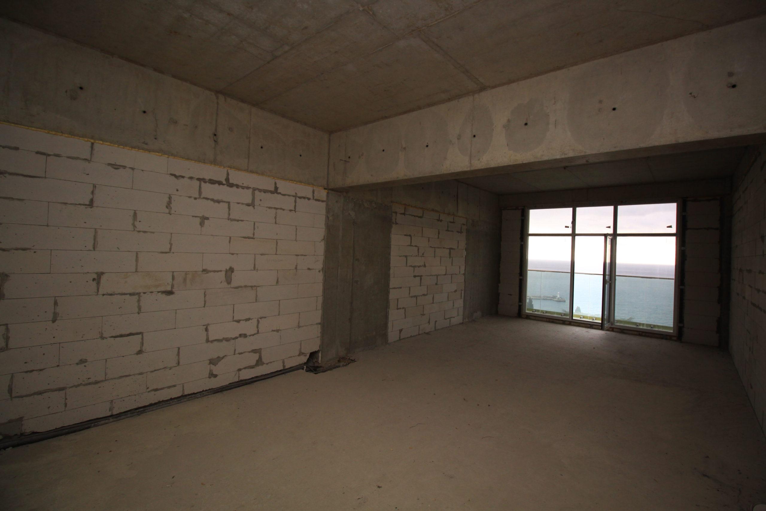Квартира №107 в ЖК Аквамарин 8