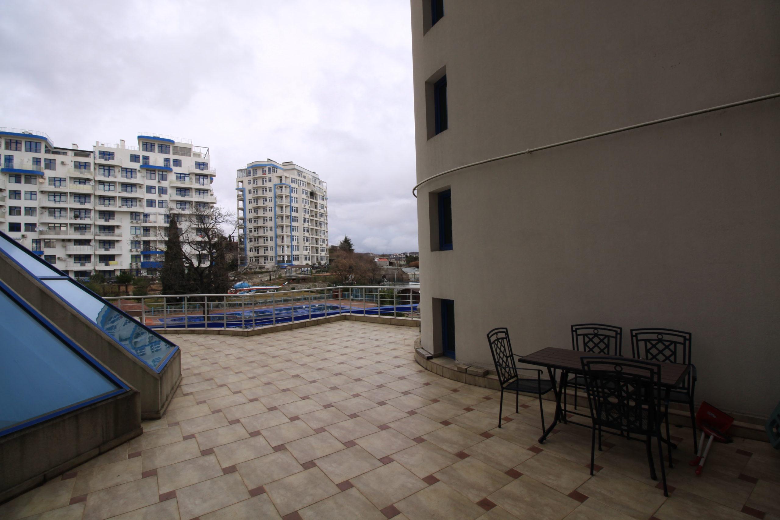 Квартира в Гурзуфе 18