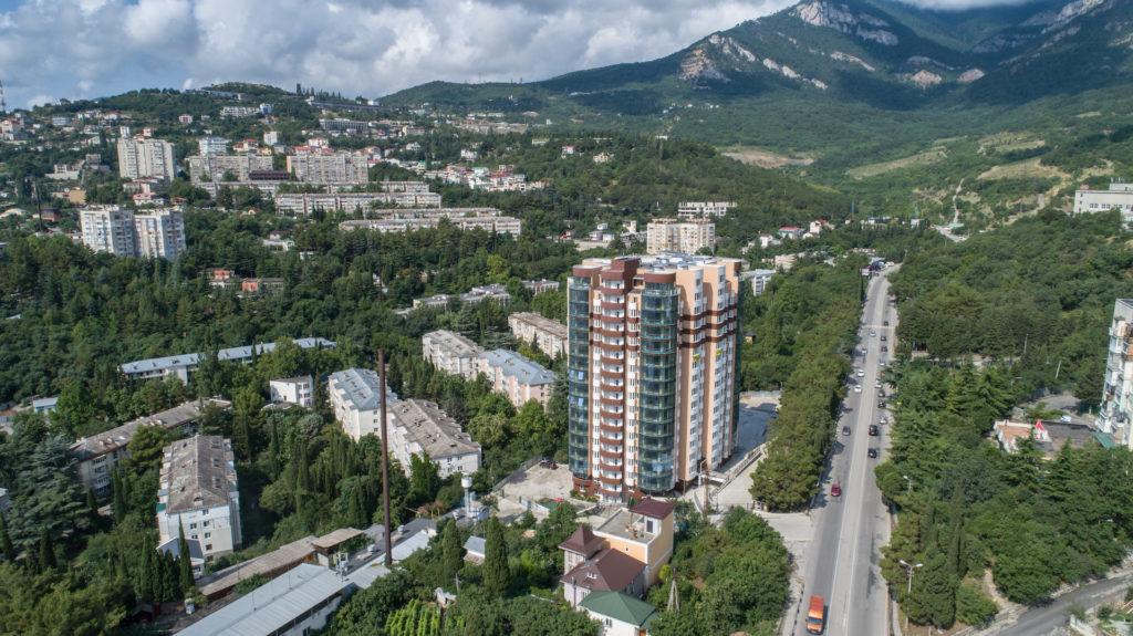 Квартира №100 в ЖК Континент 4