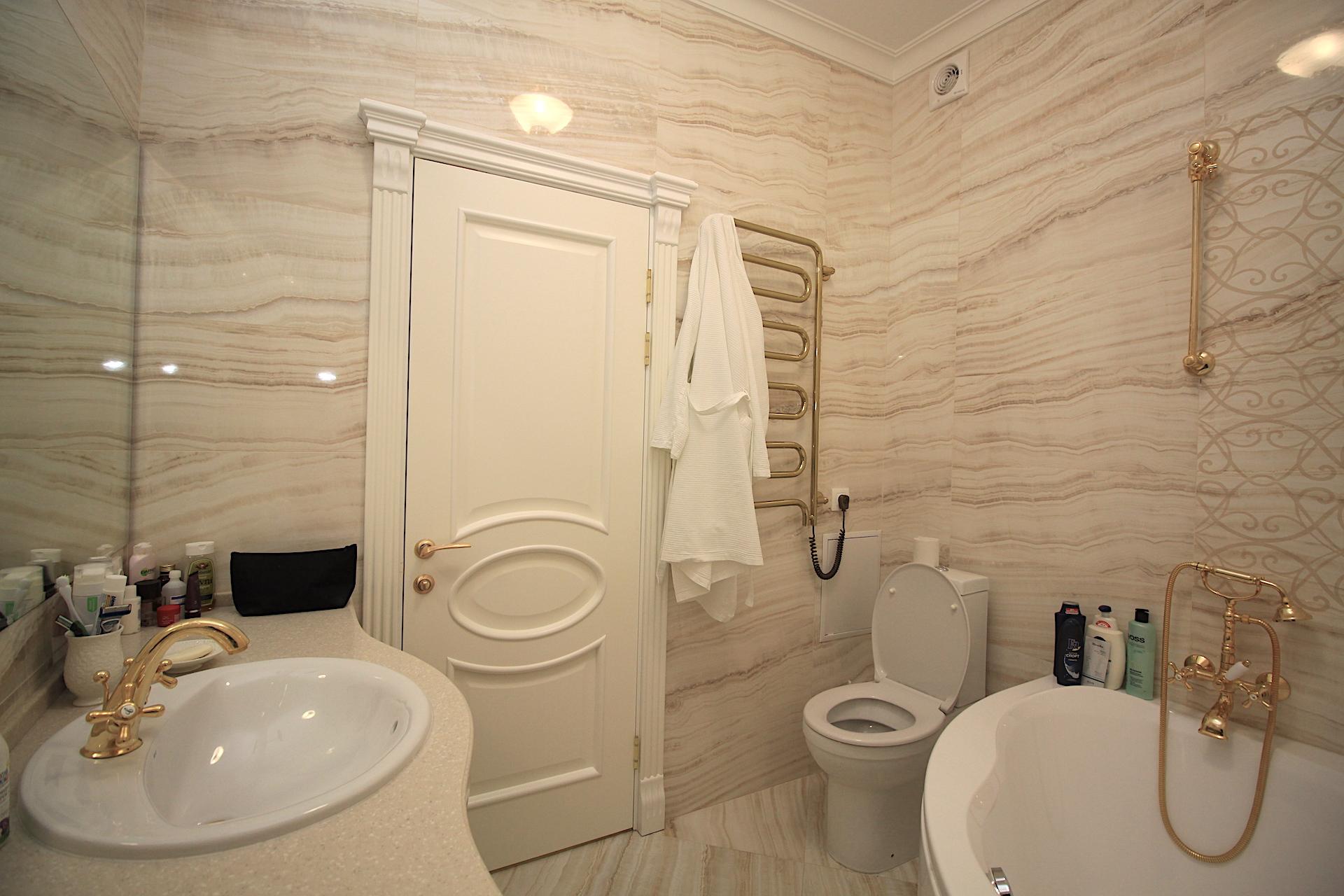 Квартира с Евроремонтом в Гурзуфе 18