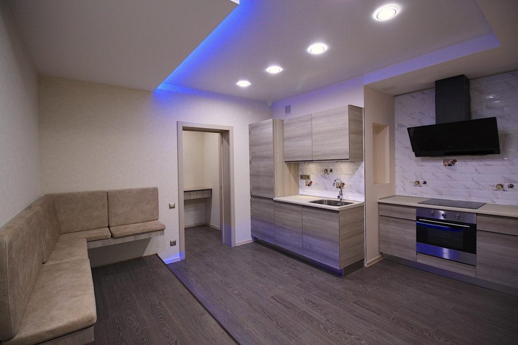 Квартира №80 в ЖК Континент 12