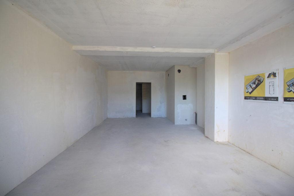 Квартира №100 в ЖК Континент 16