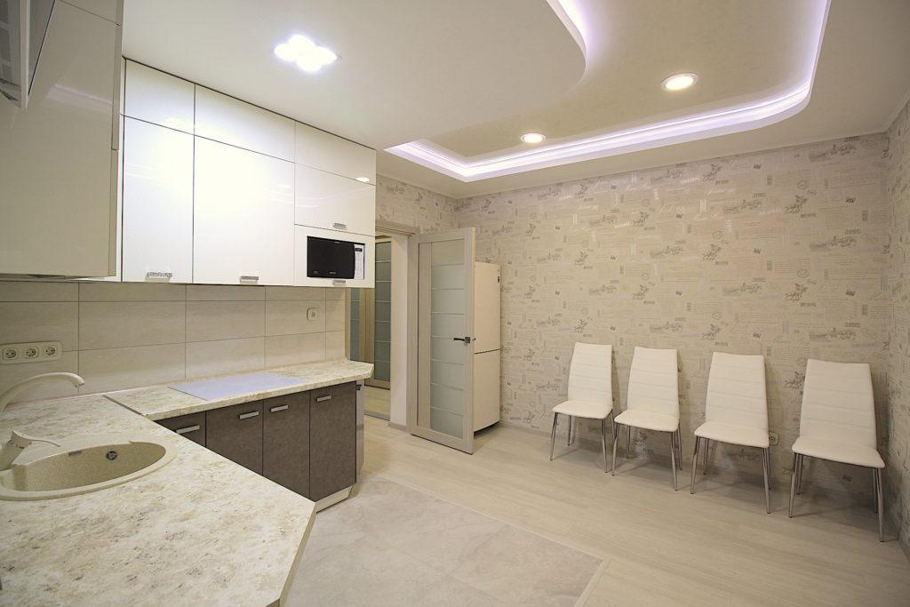Квартира №117 в ЖК Континент 6