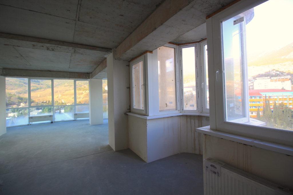 Квартира №128 в ЖК Континент 14