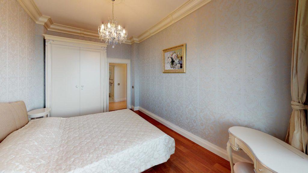 Квартира с панорамным видом на море в Приморском Парке 6