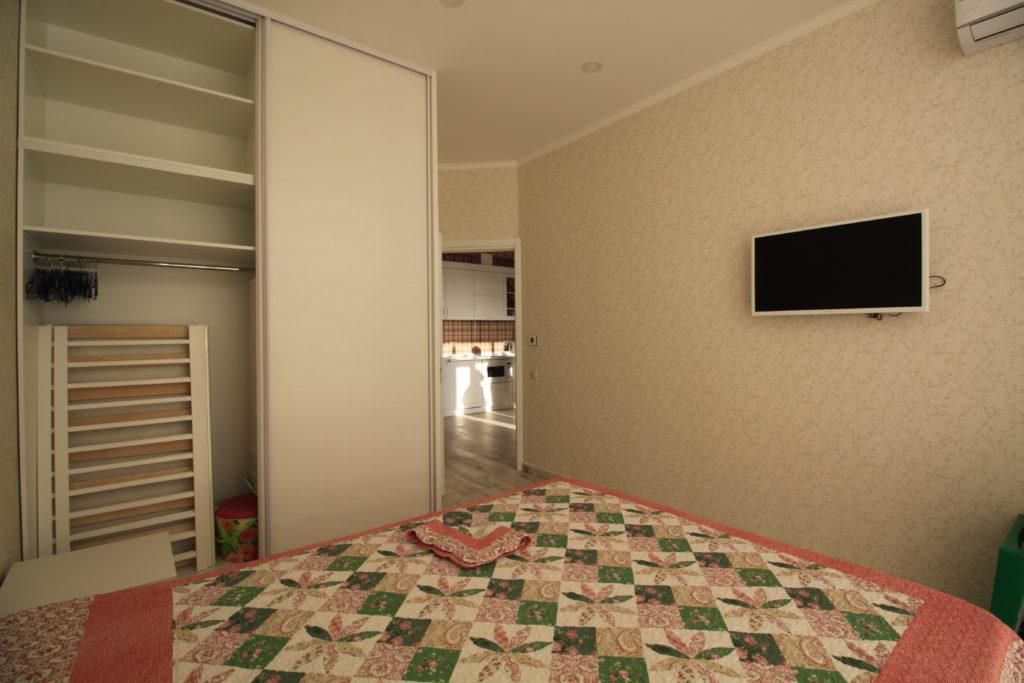 Квартира с видом на море пгт. Кореиз 8