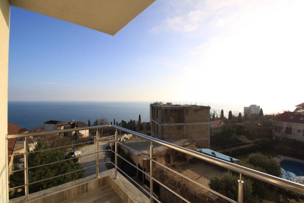 Квартира с видом на море пгт. Кореиз 9