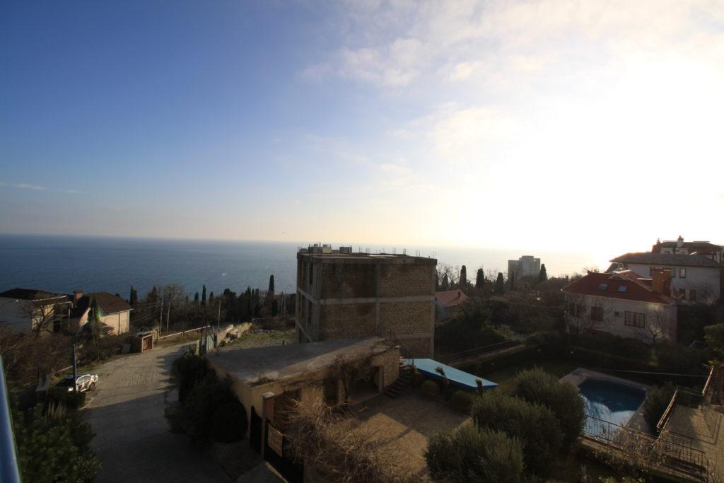 Квартира с видом на море пгт. Кореиз 11