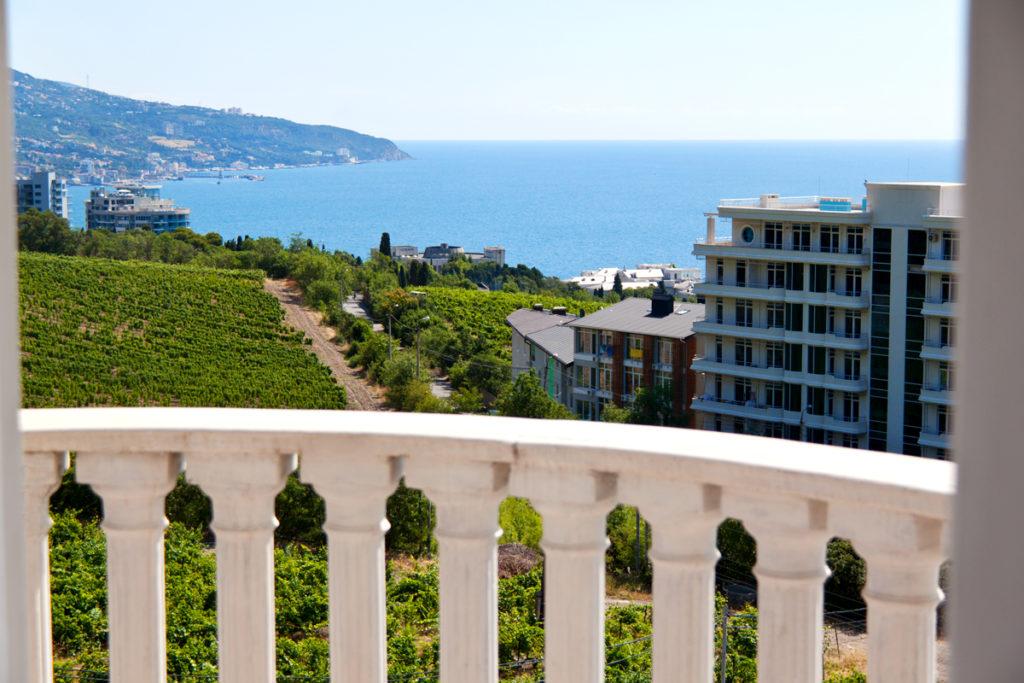 Резиденция в Крымской Тоскане… 6
