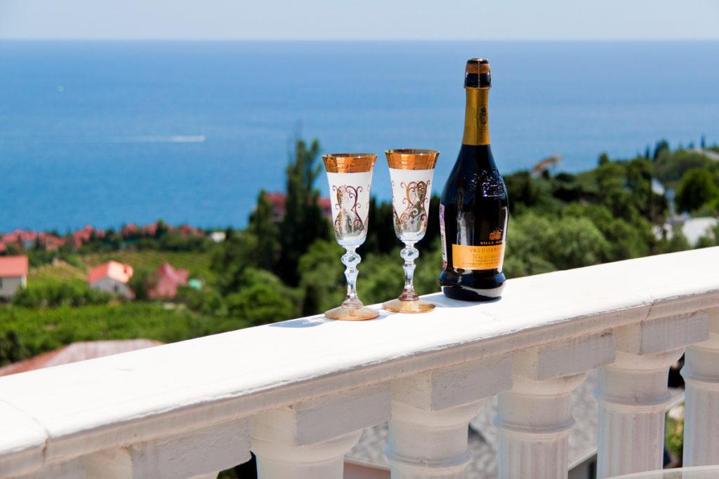 Резиденция в Крымской Тоскане… 3