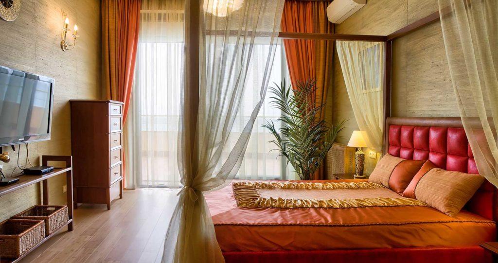 Роскошные апартаменты с дизайнерским современным интерьером 4