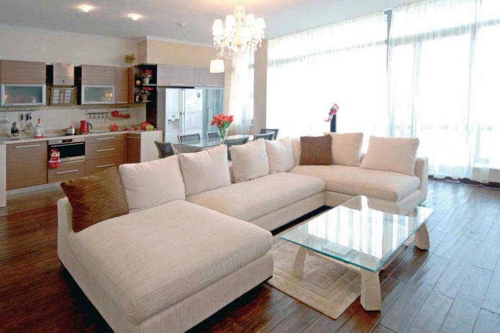 Апартаменты с дизайнерским ремонтом в ЖК Дача доктора Штейнгольца 3
